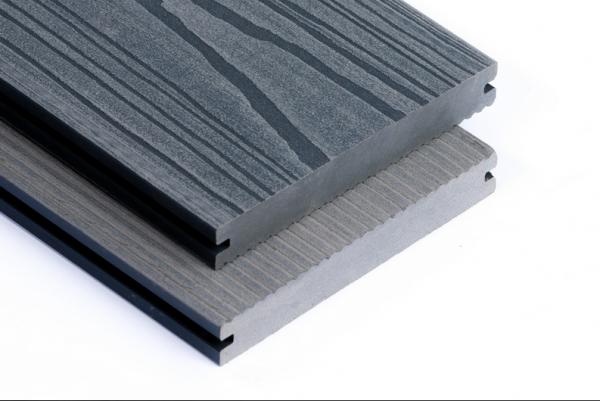 Trekompositt WPC terrassegulv (lagertømming)